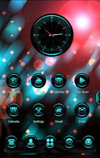 玩個人化App|CyanLights Go Apex Nova Theme免費|APP試玩
