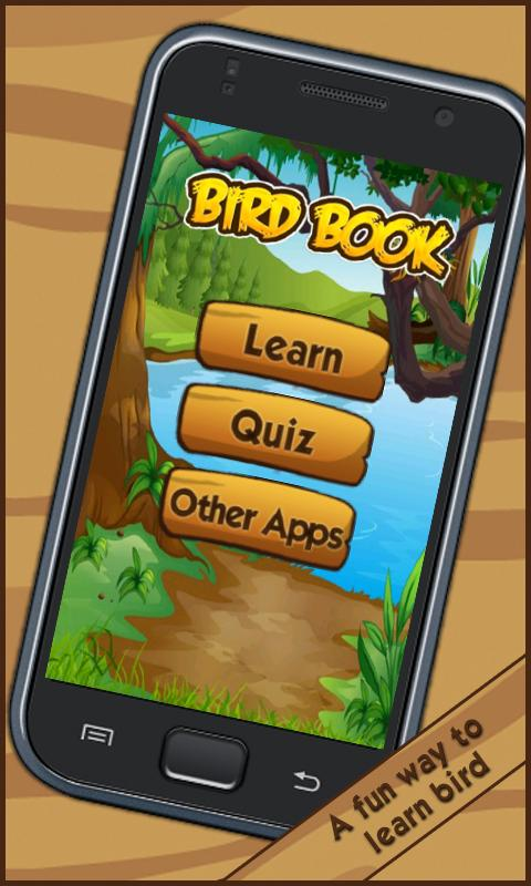 Bird Book - screenshot