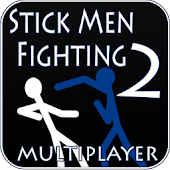 Stick Men Fighting 2