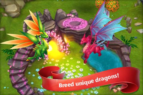 android Dragons World Screenshot 19