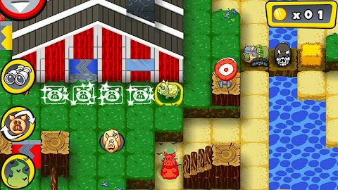 Aporkalypse - Pigs of Doom Screenshot 1