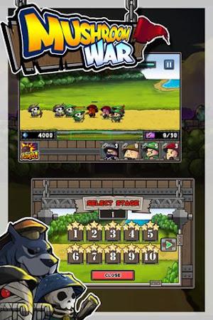 Mushroom War 2.4 screenshot 644458