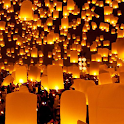 Sky Lanterns Live Wallpaper logo