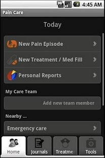 Pain Care - screenshot thumbnail