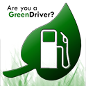 Green-Driver: Alternative Fuel logo