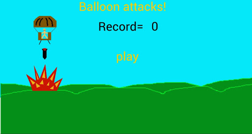 Ballon Attacks