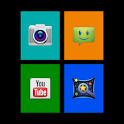 WP8 Widget Launcher Windows 8 icon