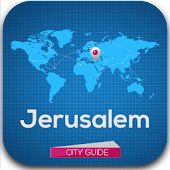 Jerusalem Hotels, Map & Guide