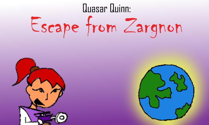 Escape from Zargnon- screenshot