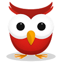 Hootie for Twitter mobile app icon