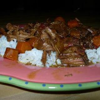 Louisiana Beef Stew