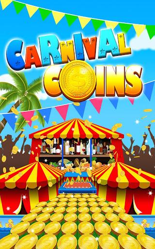 Carnival Coins - 3D Coin Dozer