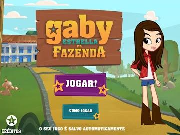 Gaby Estrella na Fazenda Screenshot 6