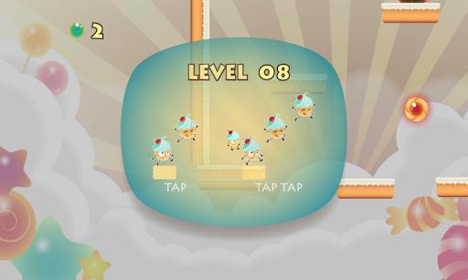 Jump Cupcake world adventure
