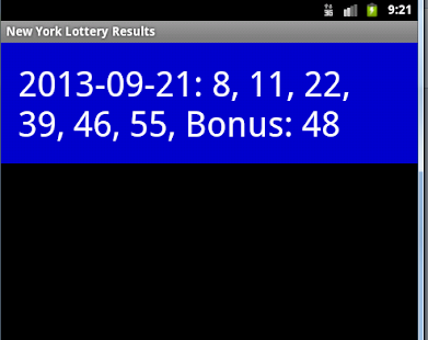nys lottery results win 4