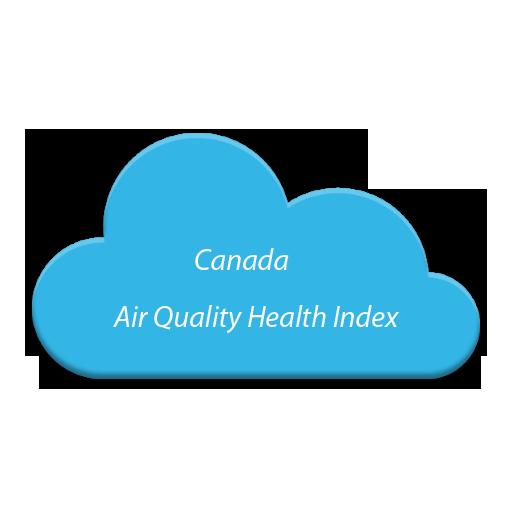 Canada Air Quality Index 健康 App LOGO-APP試玩