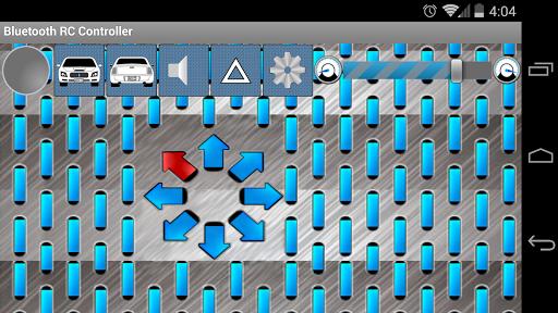 Arduino Bluetooth RC Car 1.7 screenshots 3