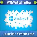 Launcher 8 Windows Theme Free icon
