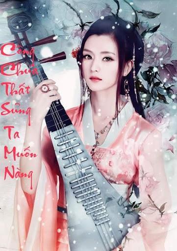 Cong Chua That Sung -Ngon Tinh