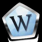 Wordest - Sliding Word Puzzle icon