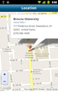 Brescia University- screenshot thumbnail