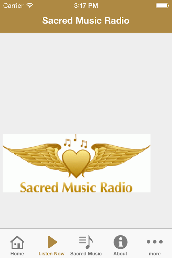 Sacred Music Radio- screenshot