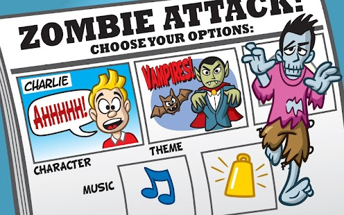 Zombie Freakout- screenshot thumbnail