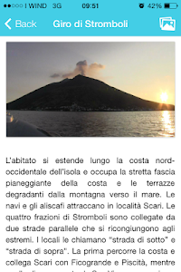 Stromboli screenshot 1