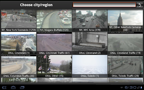 Cameras US - Traffic cams USA screenshot 19