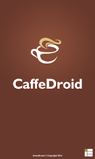 CaffeDroid- screenshot thumbnail