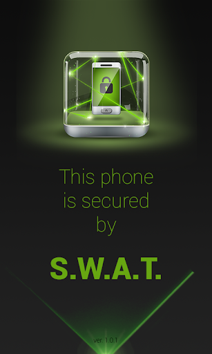 S.W.A.T. for smartwatch 2