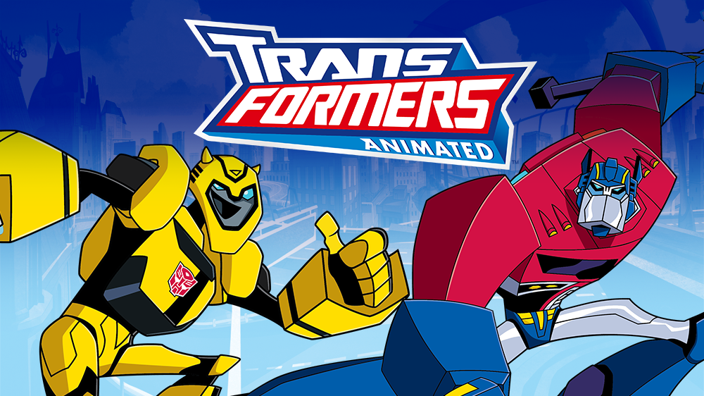 Transformers Animated - Movies & TV on Google Play