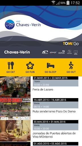 TOMI Go Chaves-Verín