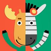 Moose & Zebra. Kids Magazine