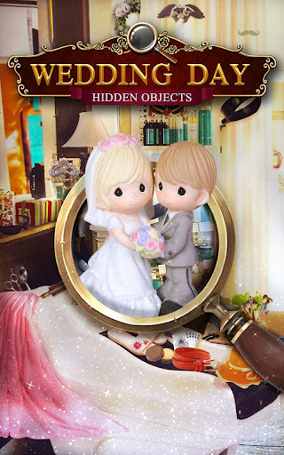 Hidden Objects - Dream Wedding