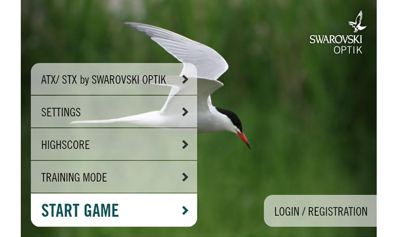 Birdinggame- screenshot