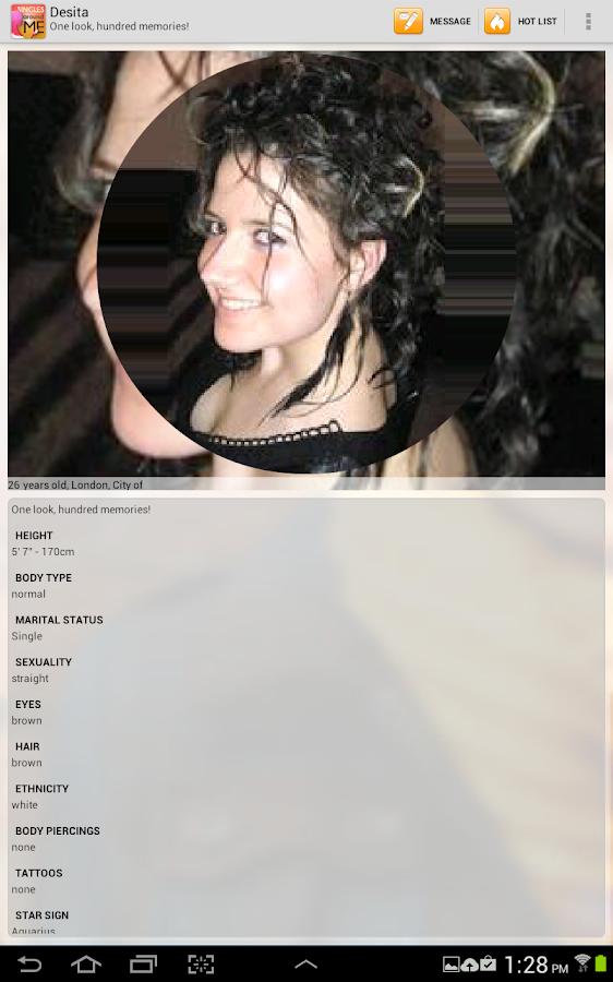Singles AroundMe Local Dating - screenshot