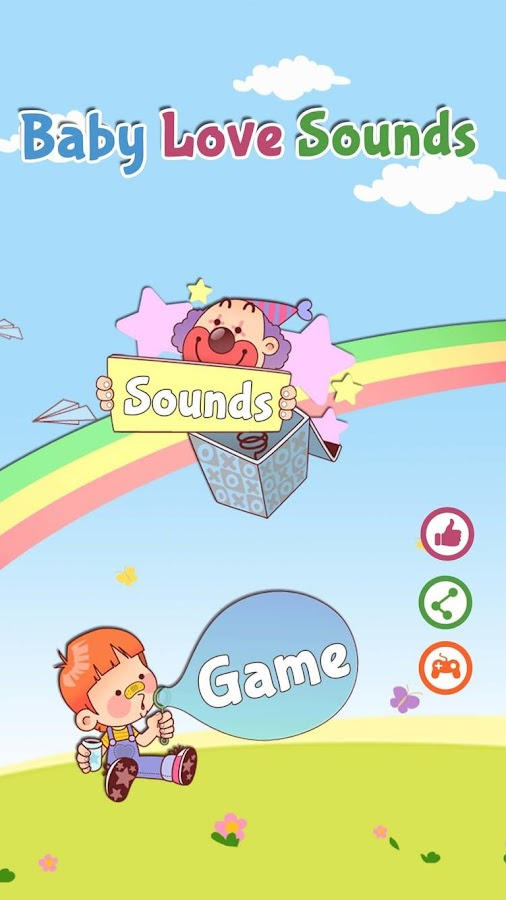 Baby Love Sounds - Pro - screenshot
