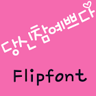 mbcYouBeautiful KoreanFlipFont icon