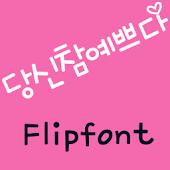 mbcYouBeautiful KoreanFlipFont