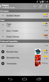 Mighty Grocery Shopping List Screenshot 6