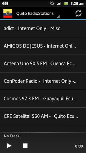 Quito Radio Stations