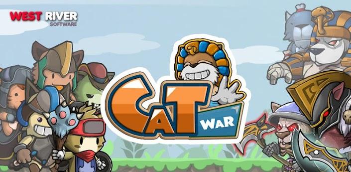 Скачать игру Cat War (Кошка войны)