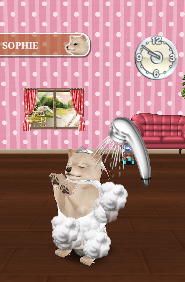 My Dog My Room- screenshot