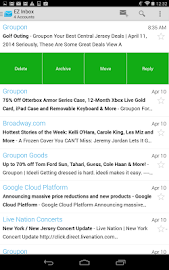 IQTELL Email app and GTD® Screenshot 10