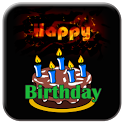 Birthday song icon