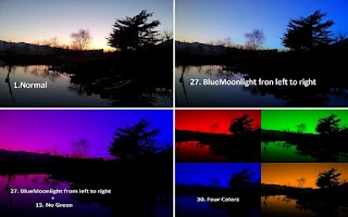 Screenshot of VS 100+ Photo effects PRO