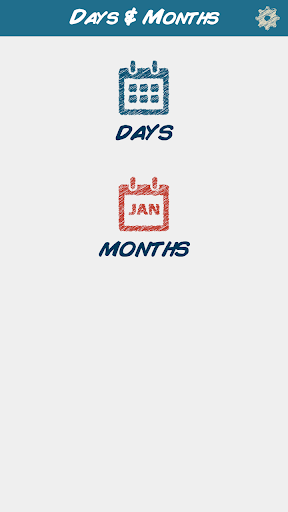 Days Months Flashcards