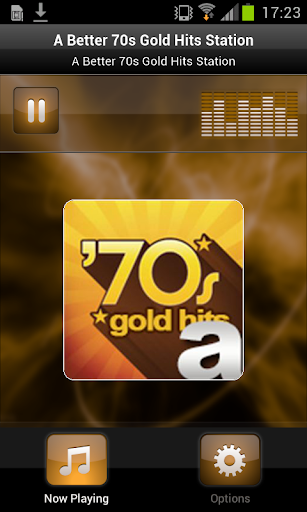 A Better 70s Gold Hits Station