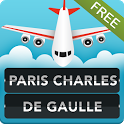 FLIGHTS Paris CDG Airport icon